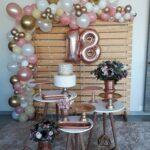 Decoración de fiestas de cumpleaños sencillos