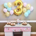 Ideas de decoración de fiestas infantiles sencillas